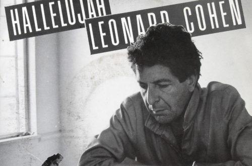 Article : Leonard Cohen in Memoriam